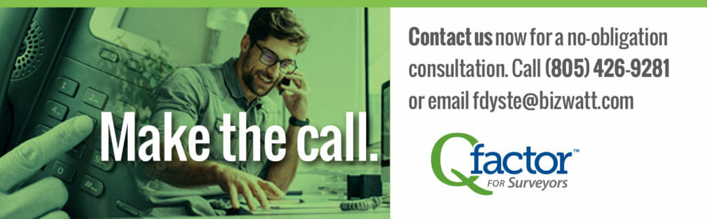 Make the call to learn more about Qfactor